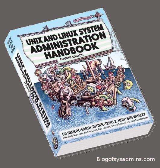 UNIX-and-Linux-System-Administration-Handbook