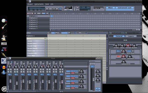 GNUGuitarINUX, sistema operativo para los guitarristas
