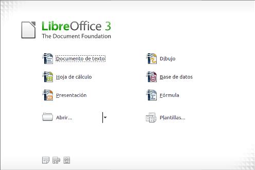 Instalar Libreoffice rc3 en español