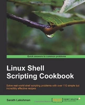 Linux-shell-scripting-cookbook