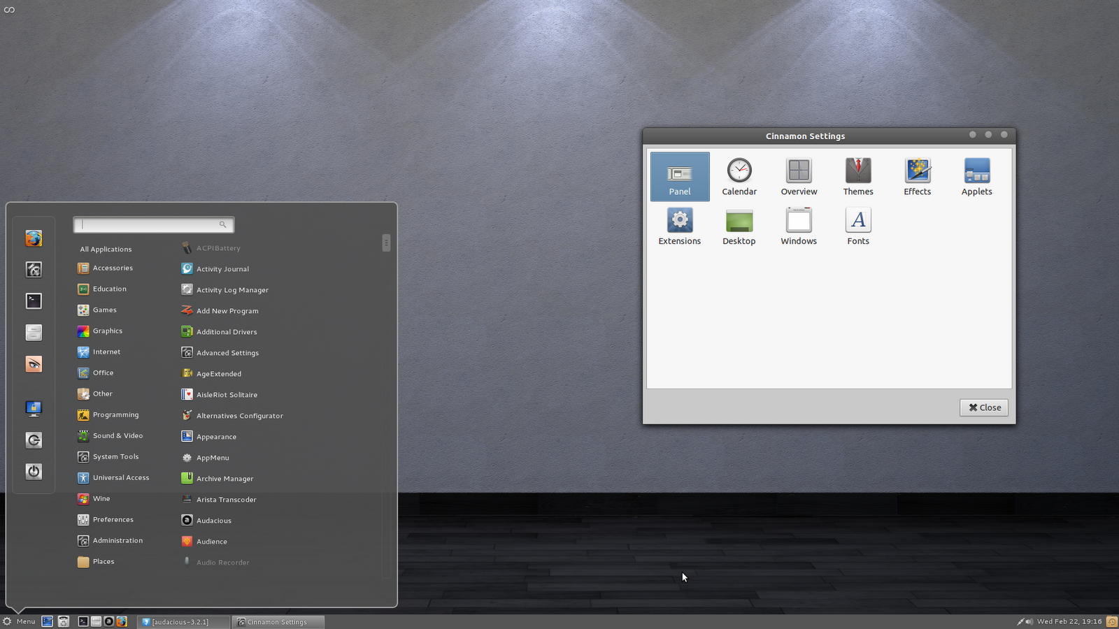 Instalar Cinnamon en Ubuntu 12.04